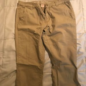 Mossimo dress khakis. New. Sz 16